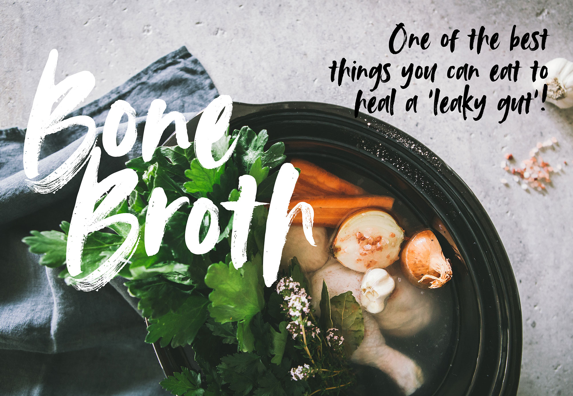 Bestow Bone Broth Recipe and Benefits